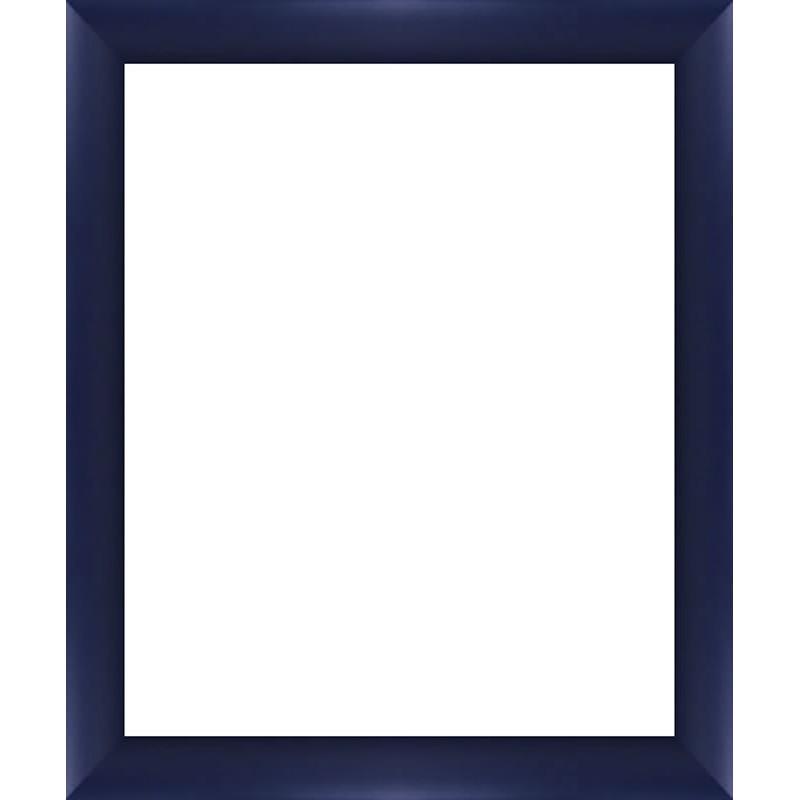 cadres arrondis bleus sur mesure pour encadrer votre poster sur cadres et encadrements eu
