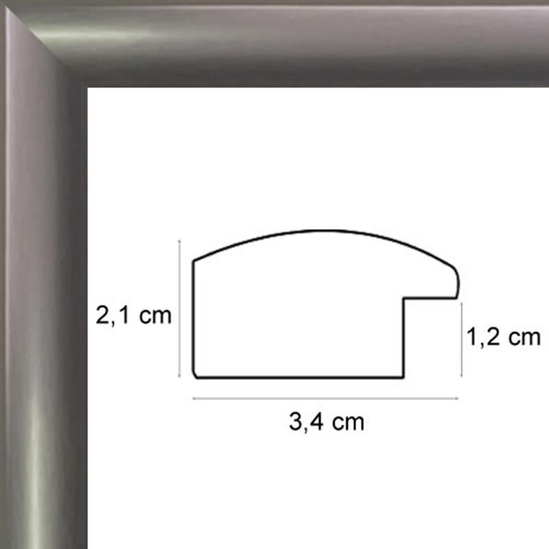 cadres arrondis plomb sur mesure pour encadrer votre. Black Bedroom Furniture Sets. Home Design Ideas