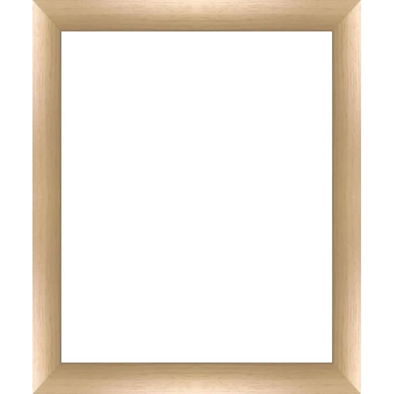 cadres arrondis bois naturel sur mesure pour encadrer votre poster sur cadres et. Black Bedroom Furniture Sets. Home Design Ideas