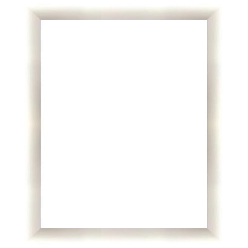 cadres arrondis blancs sur mesure pour encadrer votre poster sur cadres et. Black Bedroom Furniture Sets. Home Design Ideas