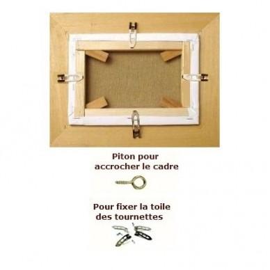 encadrement bois c rus caf avec verre et dos sur cadre et encadrement. Black Bedroom Furniture Sets. Home Design Ideas