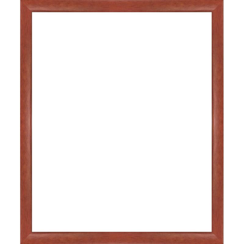 encadrement bois plat mat orange avec verre et dos sur cadre et encadrement. Black Bedroom Furniture Sets. Home Design Ideas