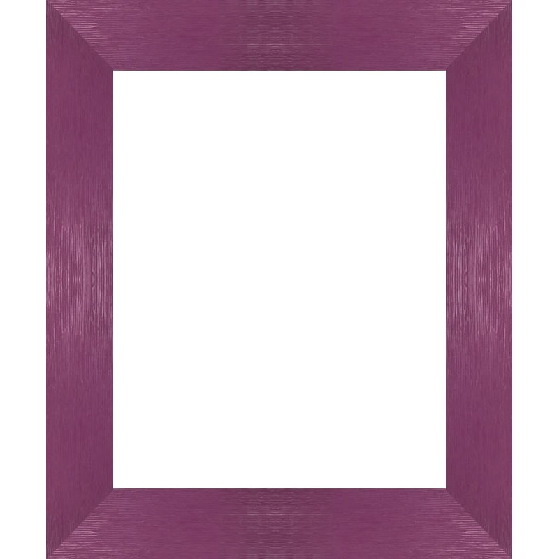 encadrement bois plat stri mauve avec verre et dos sur cadre et encadrement. Black Bedroom Furniture Sets. Home Design Ideas