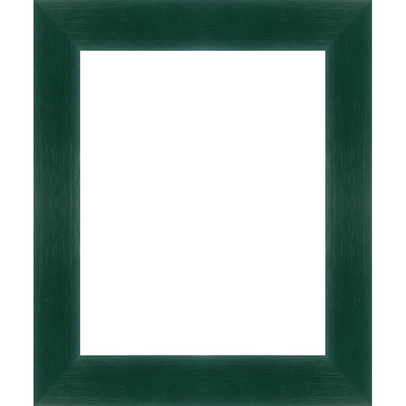 encadrement bois plat stri vert fonc avec verre et dos sur cadre et encadrement. Black Bedroom Furniture Sets. Home Design Ideas