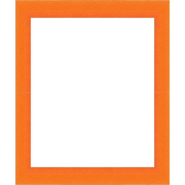 cadres arrondi orange encadrement orange sur mesure en vente sur cadre et encadrement. Black Bedroom Furniture Sets. Home Design Ideas
