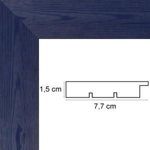 cadre bois naturel bleu tout format en vente sur cadres et. Black Bedroom Furniture Sets. Home Design Ideas