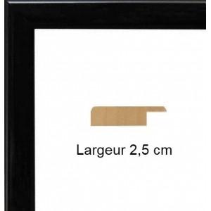 Plat Laqué Noir