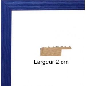 Plat Bleu Foncé