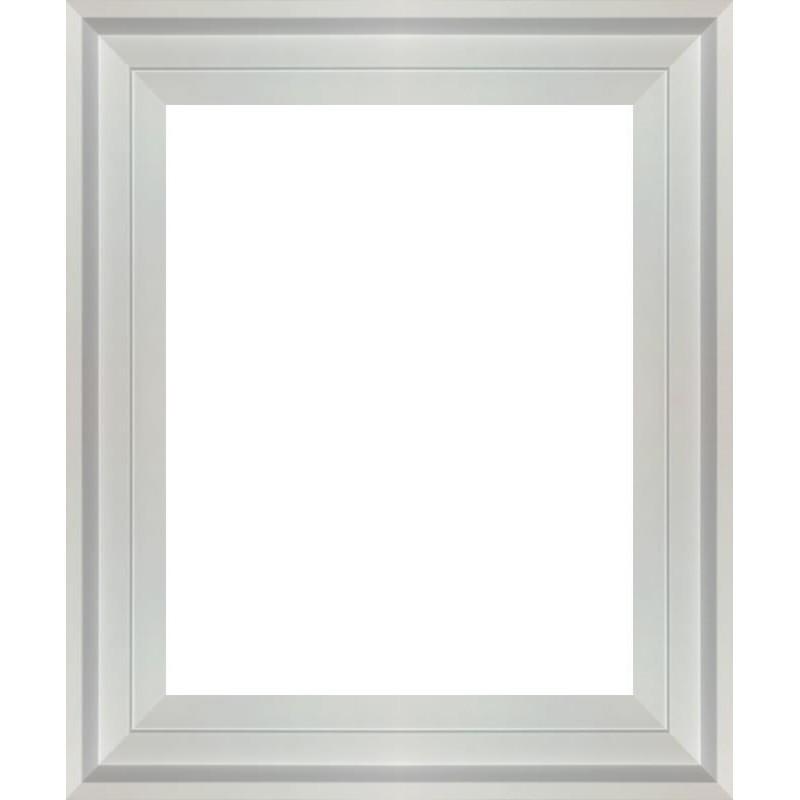 cadre caisse americaine en escalier blanc sur cadres et. Black Bedroom Furniture Sets. Home Design Ideas