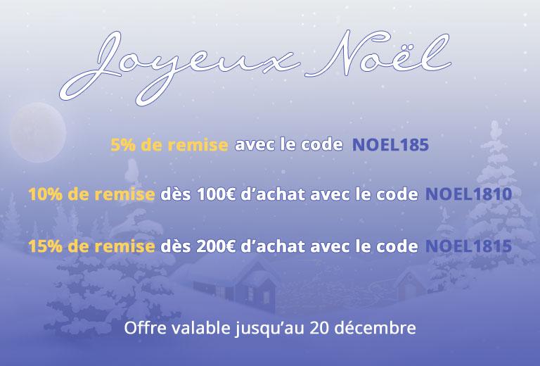 Promotions de Noël sur Cadres et Encadrements